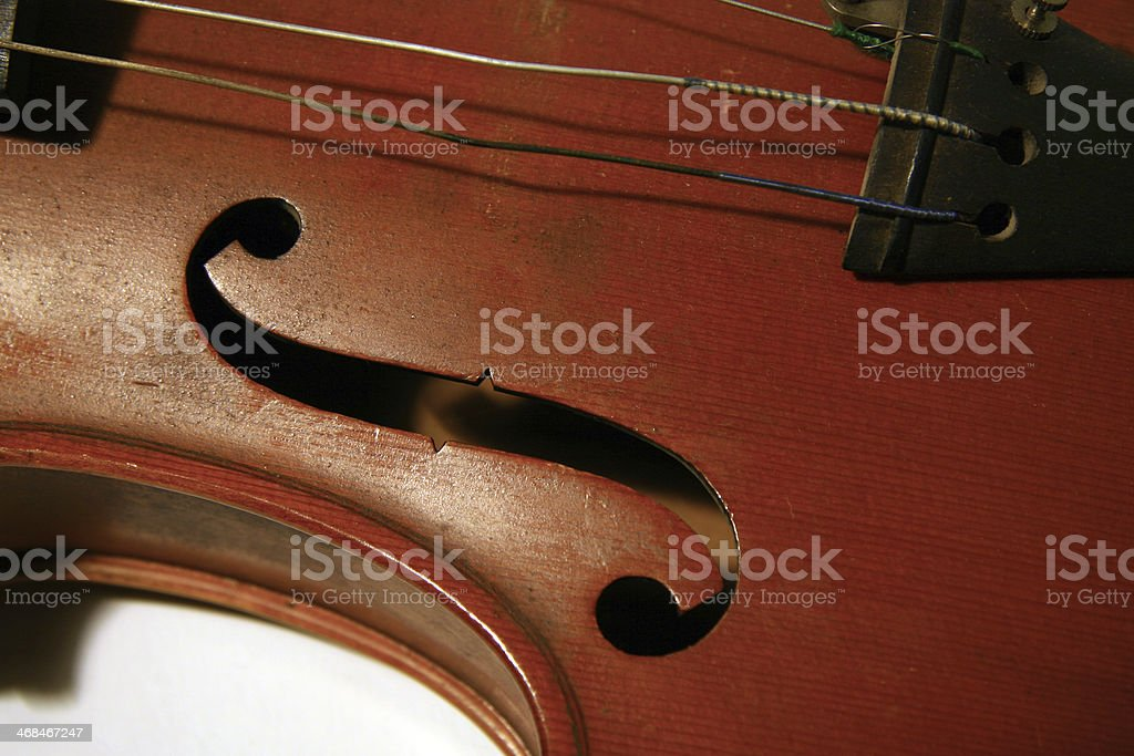 Musical Body royalty-free stock photo