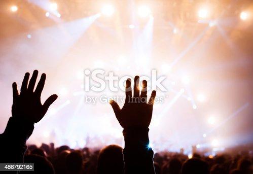 istock Musical concert 486792165