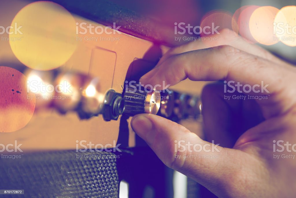 musical instrument and live music stock photo