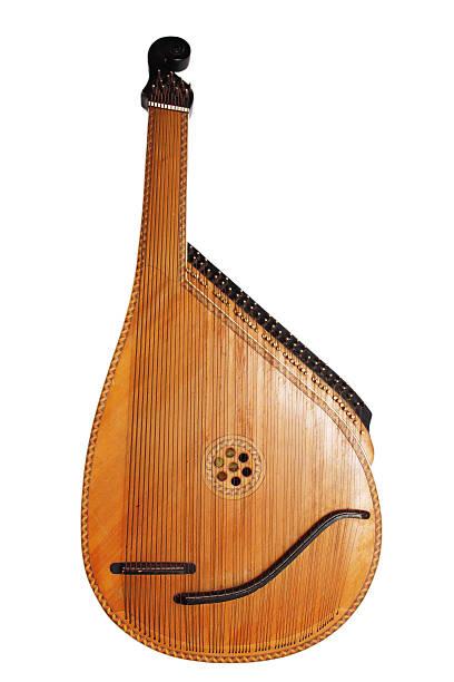 Cтоковое фото Музыкальный инструмент bandura