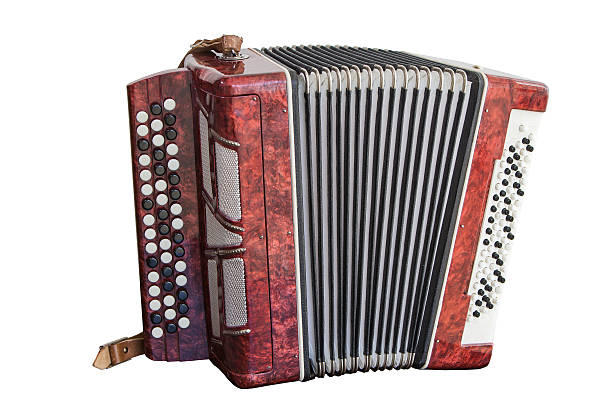 musical instrument - accordion stock photos and pictures