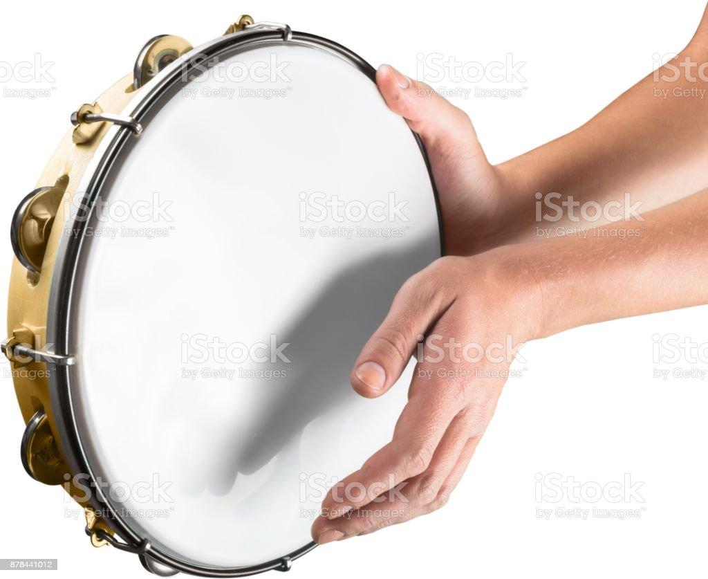 Musical instrument. stock photo