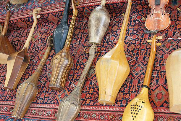 Cтоковое фото Музыкальные инструменты