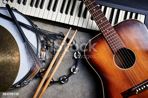istock musical instruments 894058148