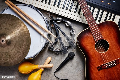 istock musical instruments 894058154
