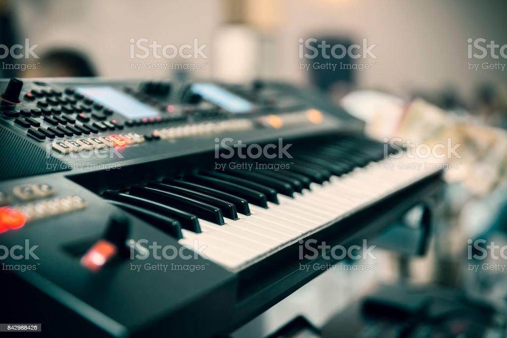 musical-Tastatur – Foto