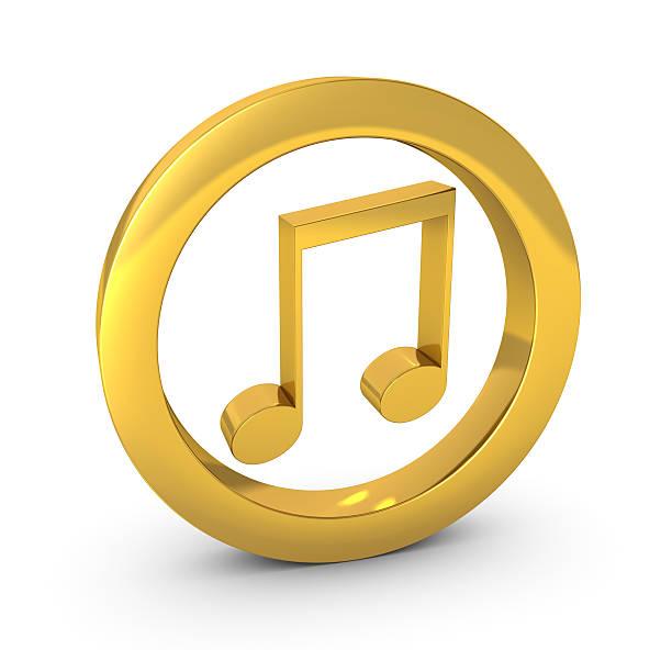 nota musical símbolo - desenhos de notas musicais - fotografias e filmes do acervo