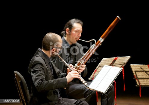 Flautist and bassoonist in a italian classical theatre during a concerthttp://www.massimomerlini.it/is/music.jpghttp://www.massimomerlini.it/is/lifestyles.jpg