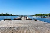 Lake  Muskoka, Canada