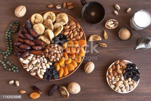 689618578 istock photo Muslim Iftar Food 1142424346