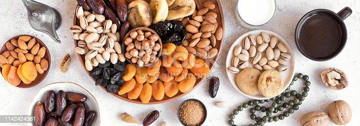 689618578 istock photo Muslim Iftar Food 1142424361