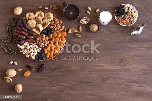 689618578 istock photo Muslim Iftar Food 1142424471