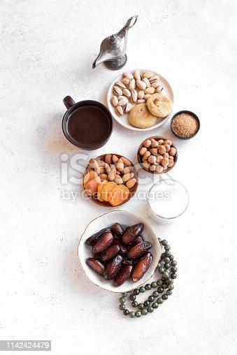 689618578 istock photo Muslim Iftar Food 1142424479