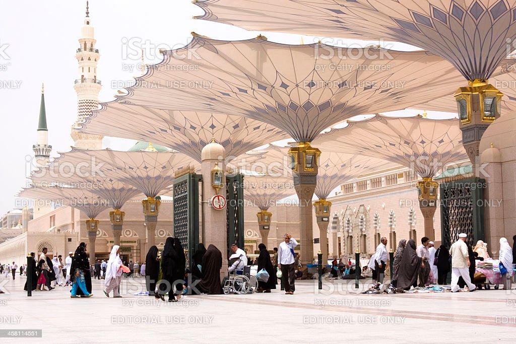 Muslim Pilgrim s – zdjęcie
