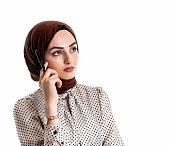 istock muslim young woman 1180940758