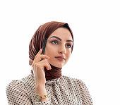 istock muslim young woman 1180941533