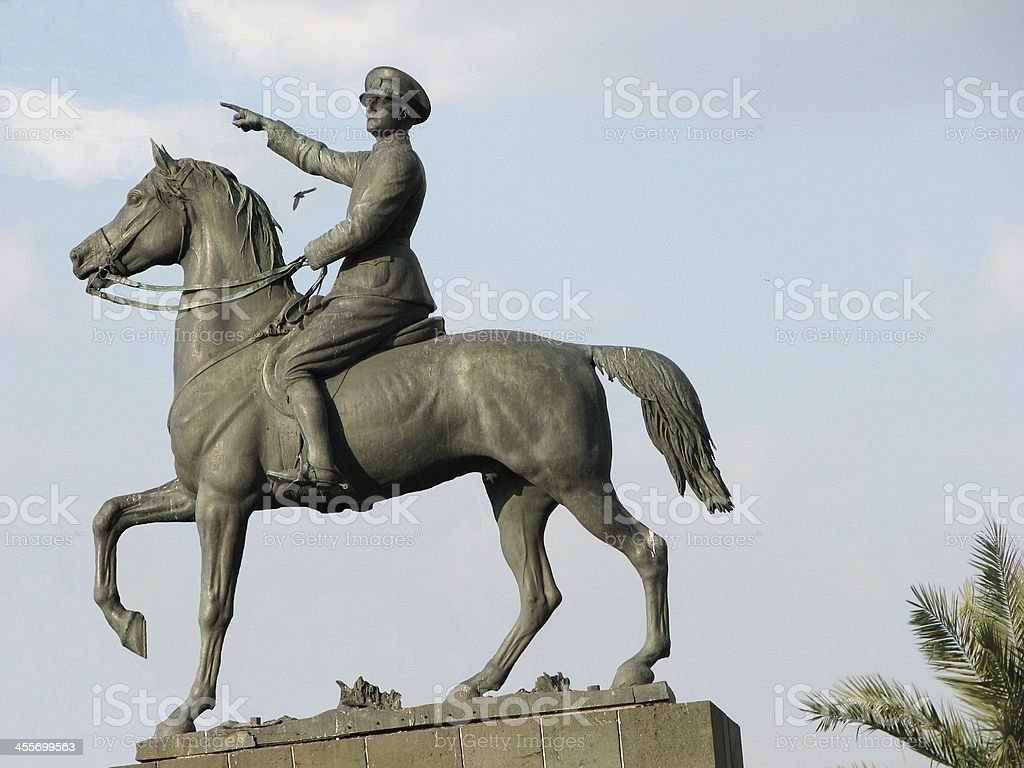 Mustafa Kemal Ataturk stock photo