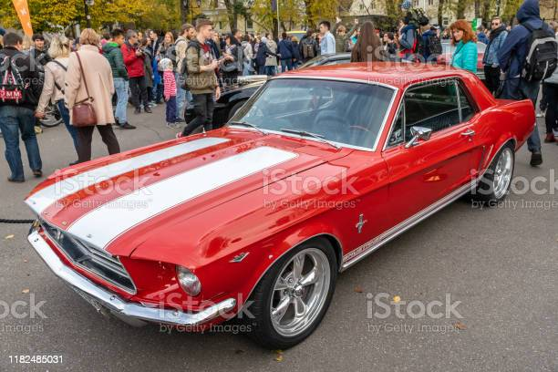Mustang at the exhibition picture id1182485031?b=1&k=6&m=1182485031&s=612x612&h=gduk skhphca4pfrhl9bjdi h86b qqhwuqht vps9q=