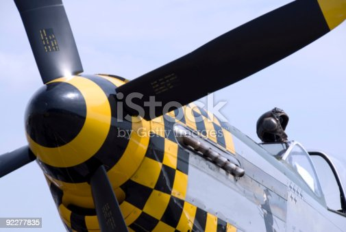 istock Mustang Flying Ace 92277835