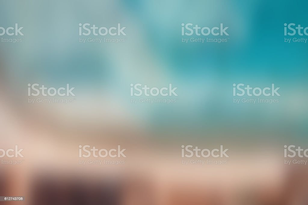 Muted, Abstract Architectural Background, Defocused Chromatic Style, Full-frame stock photo