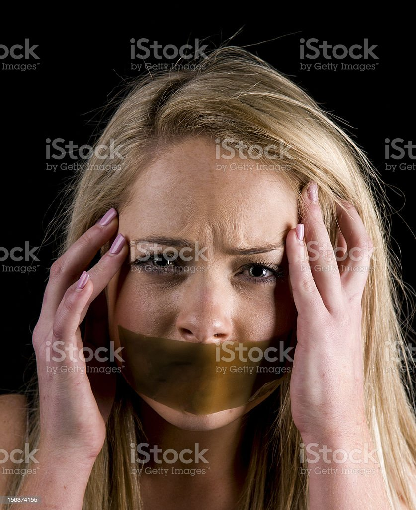 Muted royalty-free stock photo