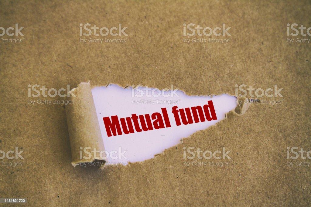 Yatırım fonu stok fotoğrafı