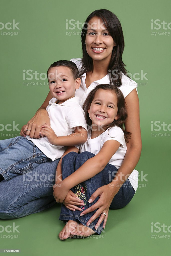 My Babies royalty-free stock photo