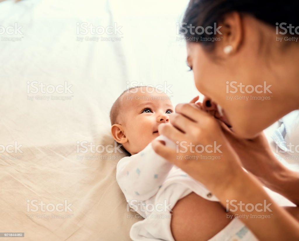 Mein Baby, mein Segen – Foto