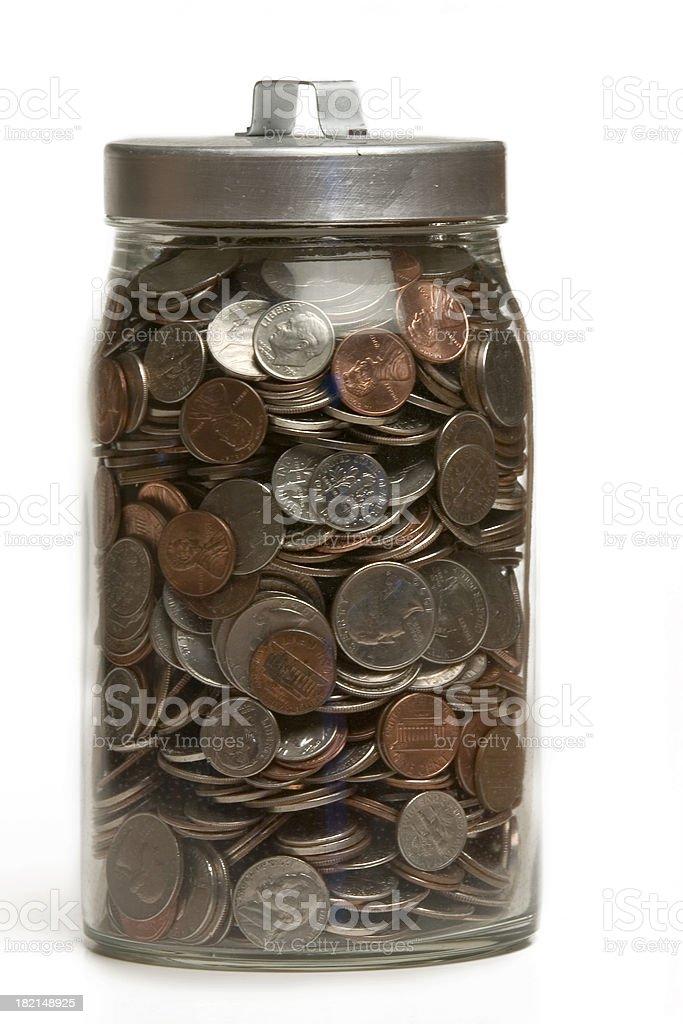 My Bank royalty-free stock photo