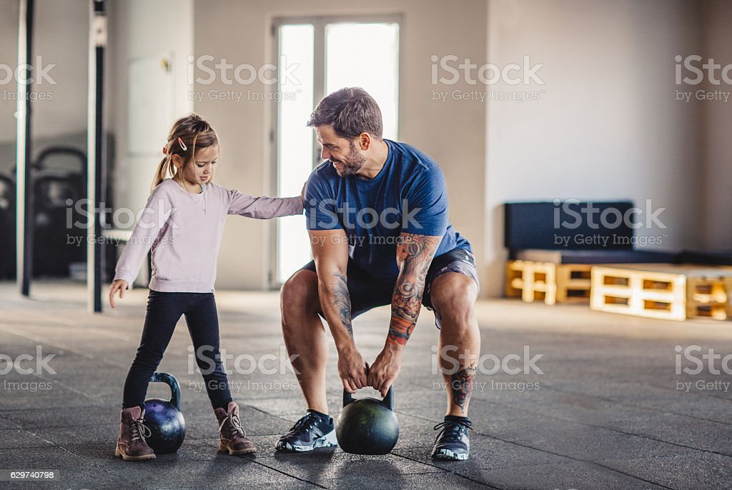 My biggest support stock photo