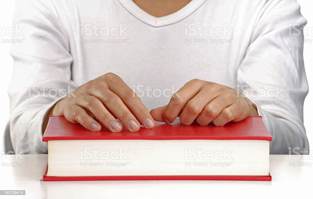 My book. royalty-free stock photo
