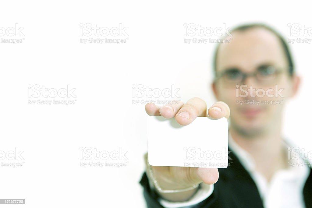 My Card royalty-free stock photo