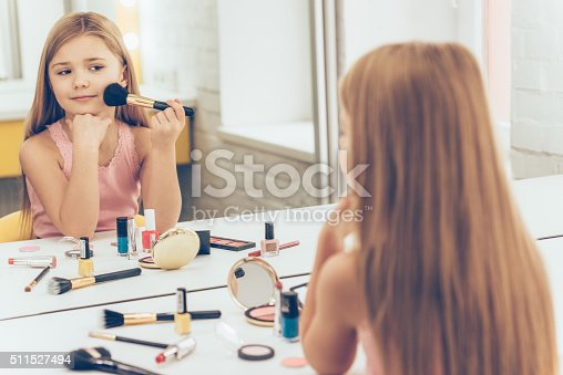 istock My cheekbones on point today! 511527494