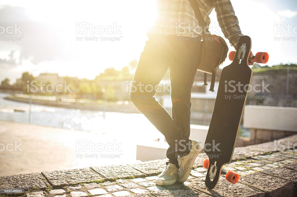 My cool buddy stock photo