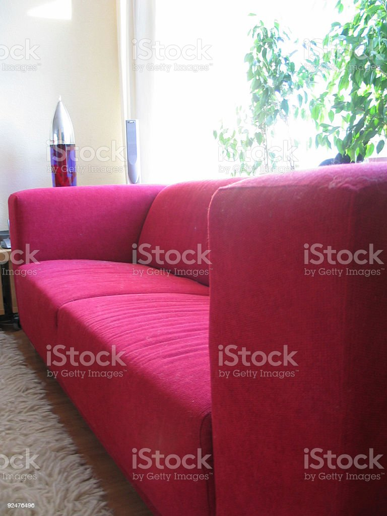 My couch royalty-free stock photo