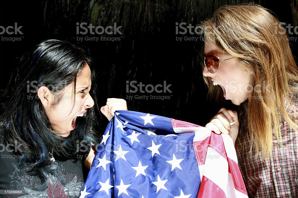 My Country royalty-free stock photo