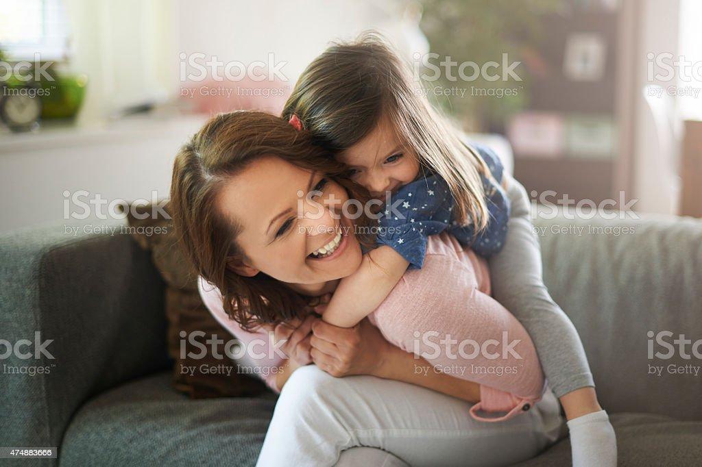 Meine Tochter hat mich so viel Glück – Foto