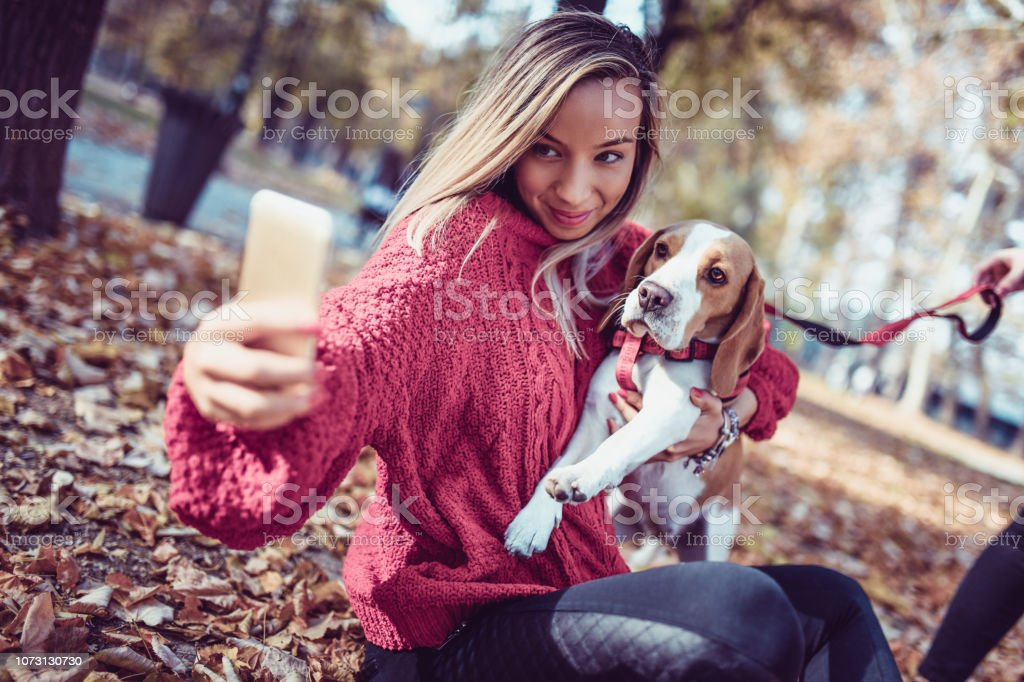 My Doggy Loves Selfies Stock Photo Download Image Now Istock