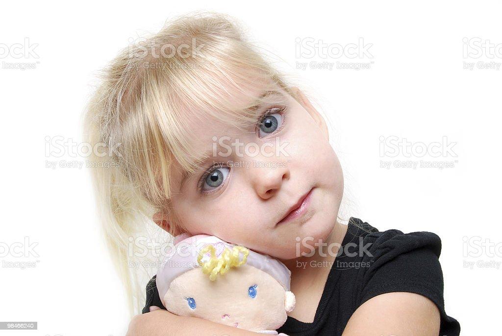 My Doll royalty-free stock photo
