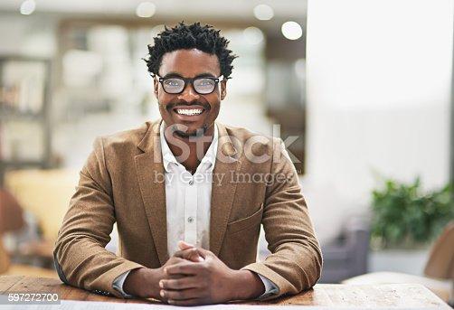 My Dreams Wont Work Unless I Do Stock-Fotografie und mehr Bilder von Afrikanischer Abstammung