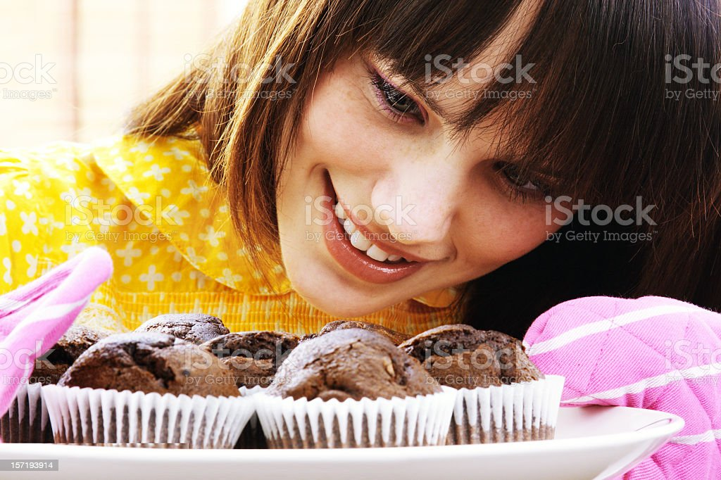 My First Cookies stock photo