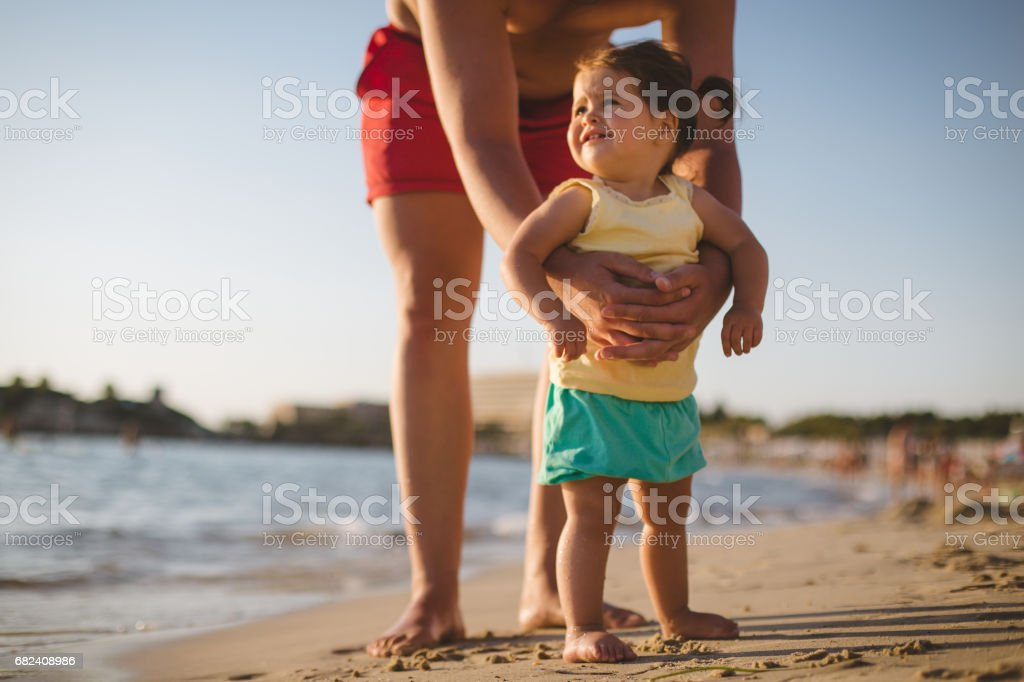 My first vacation royalty-free stock photo