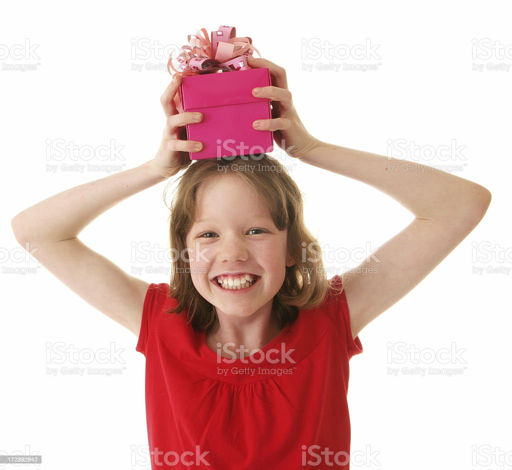 My Gift royalty-free stock photo