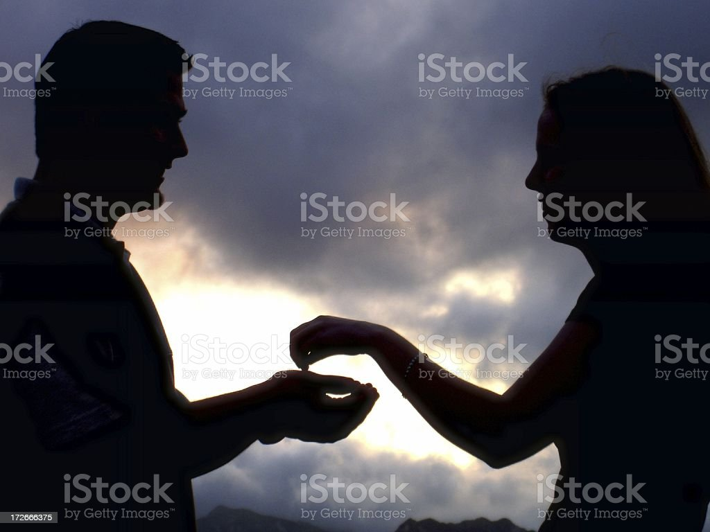 My Gift to You royalty-free stock photo