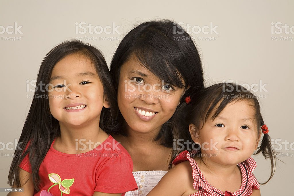 My Girls royalty-free stock photo