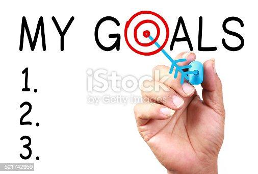 istock My Goals 521742959