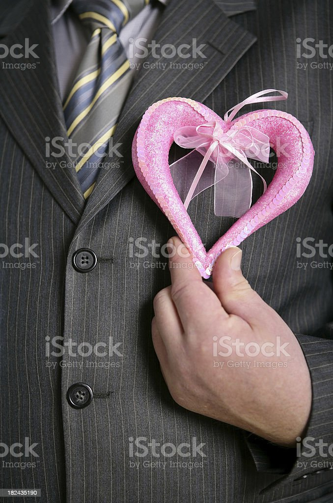 My Heart royalty-free stock photo