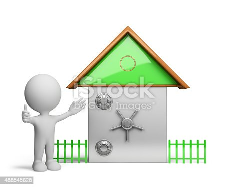 istock My home is my castle 488545628