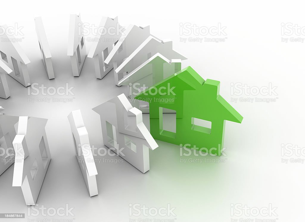 My home royalty-free stock photo