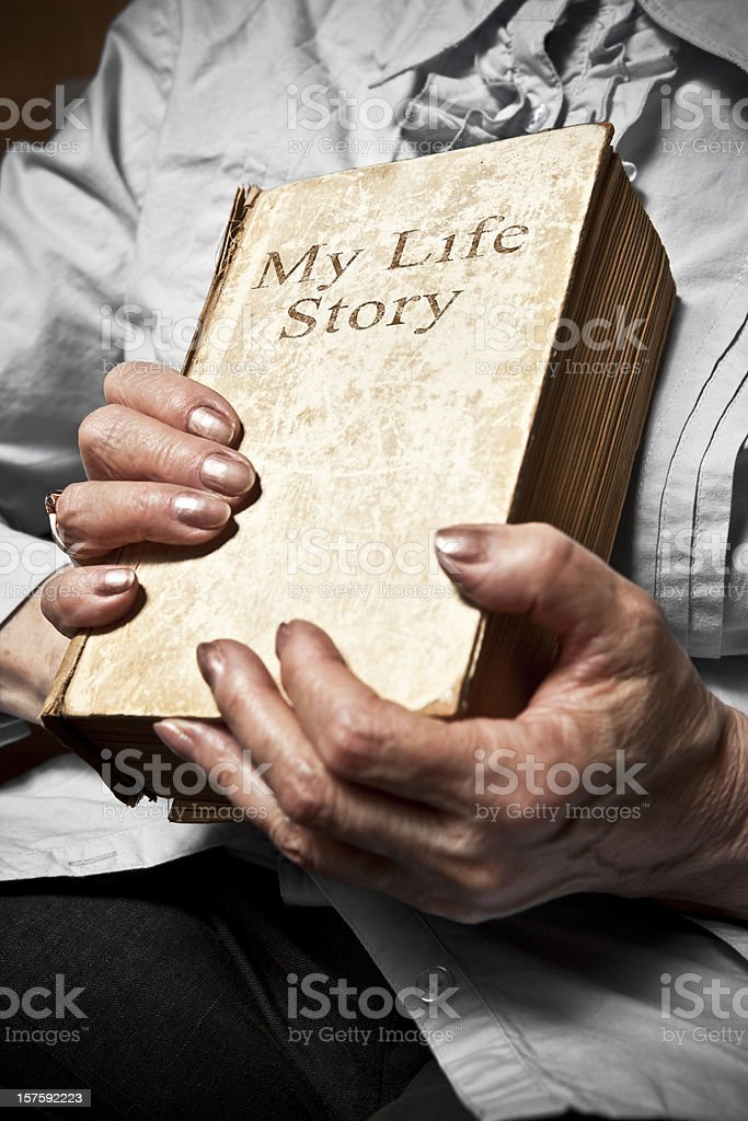 My life story royalty-free stock photo